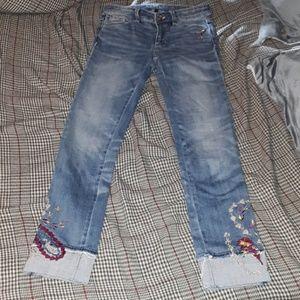 WhiteHouseBlackMarket juniors 00L jeans